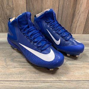 Nike Zoom Trout 3 Metal Baseball Cleats Blue